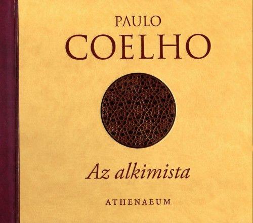 Paulo Coelho - Az alkimista - Díszkiadás