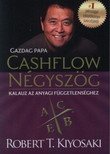Robert T. Kiyosaki - Cashflow Négyszög - Kalauz az anyagi függetlenséghez - Gazdag papa