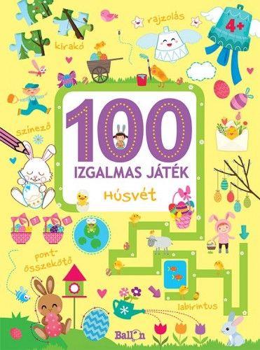 100 izgalmas játék - Húsvét