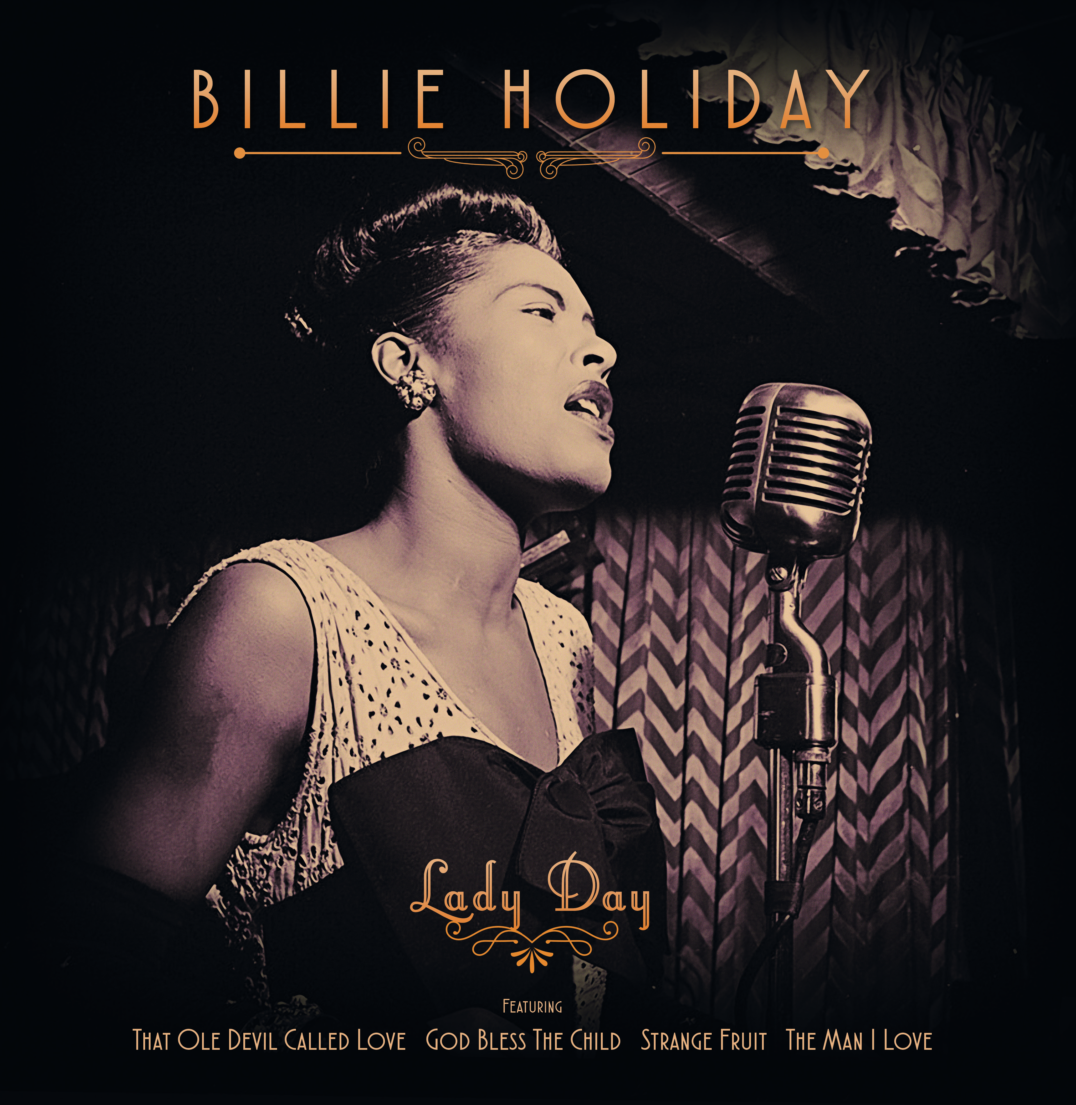 Billie Holiday - Lady Day (LP)