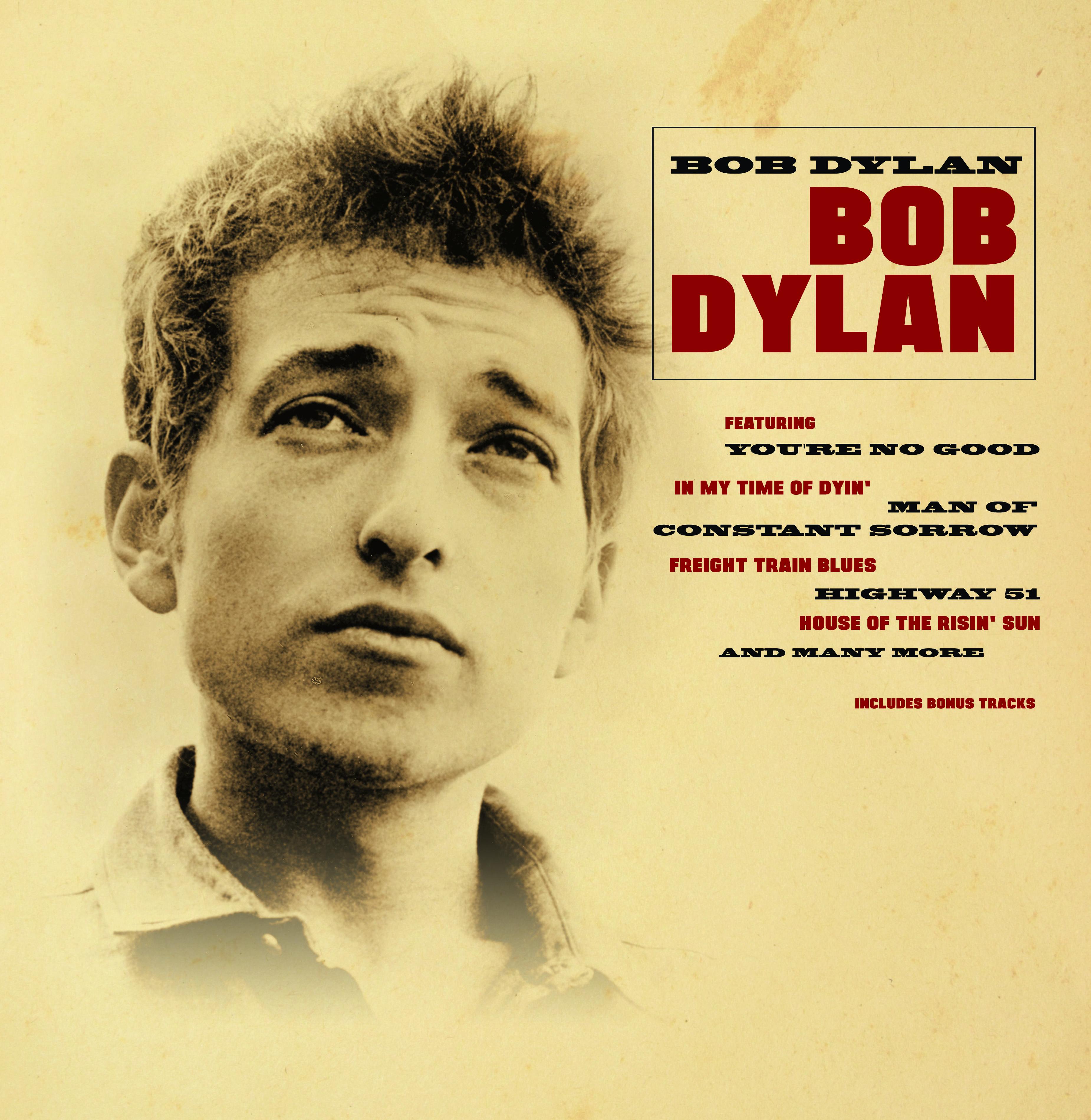Bob Dylan (LP)