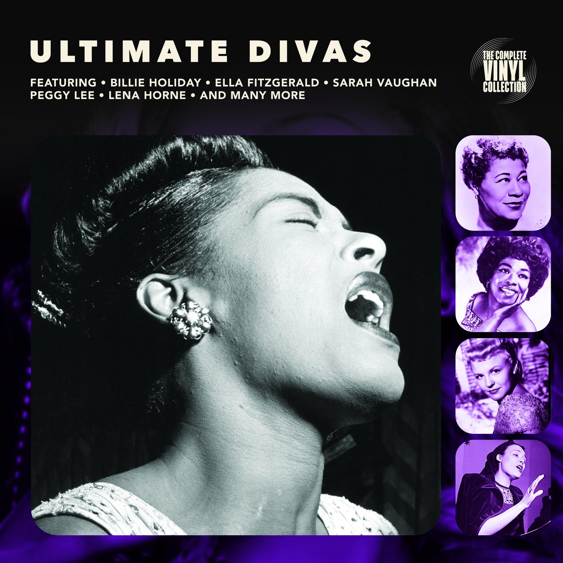 Ultimate Divas (LP)