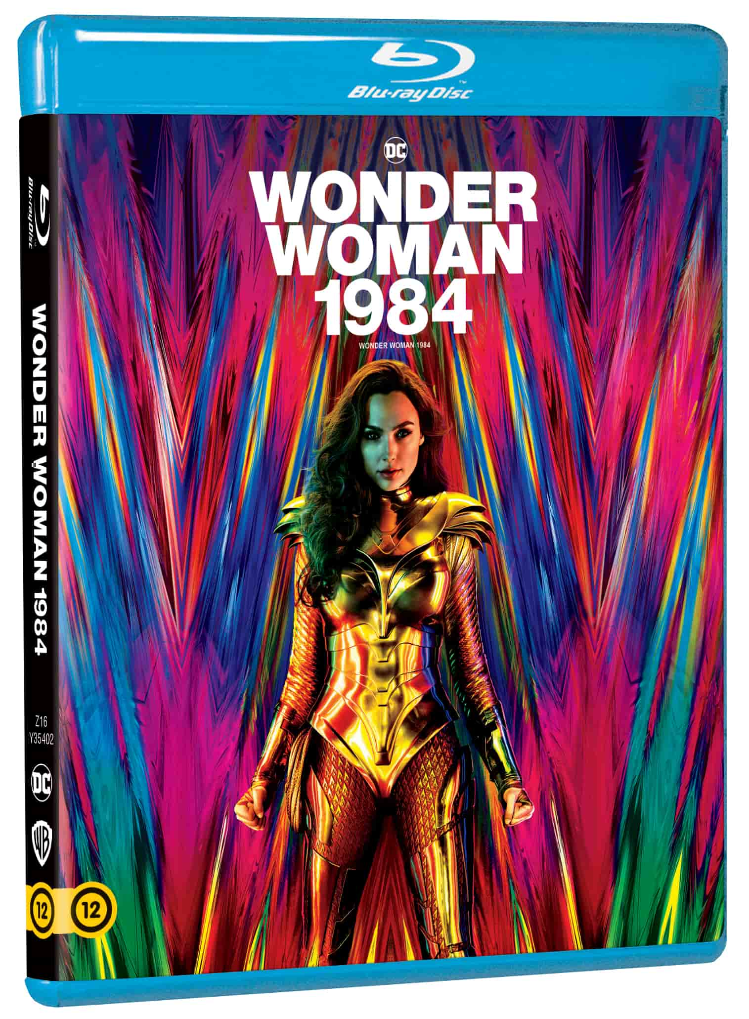 Patty Jenkins - Wonder Woman 1984 - Blu-ray