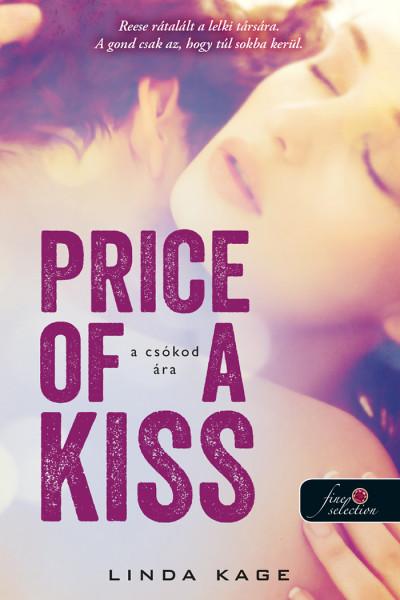 Linda Kage - Price of a Kiss - A csókod ára (Tiltott férfiak 1.)