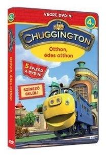 Chuggington 4. - Otthon, édes otthon - DVD