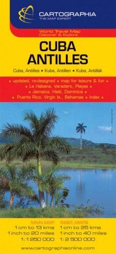 Kuba, Antillák