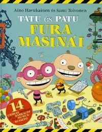 Sami Toivonen - Tatu és Patu fura masinái