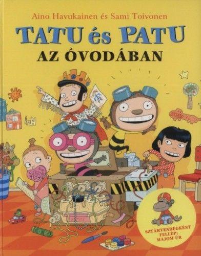Aino Havukainen - Tatu és Patu az Óvodában