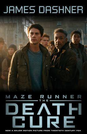 James Dashner - Maze Runner 3 - The Death Cure