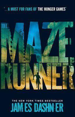 James Dashner - The Maze Runner (Reissue)