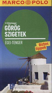 Klaus Bötig - Görög szigetek - Égei-tenger