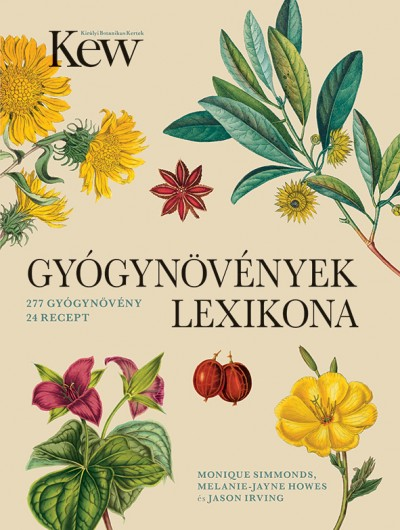 Melanie-Jayne Howes - Gyógynövények lexikona