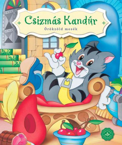 Bogos Katalin - Csizmás Kandúr
