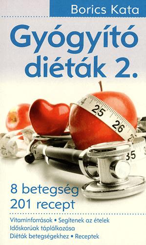 Borics Kata - Gyógyító diéták 2.