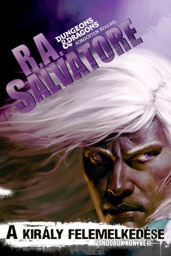 R. A. Salvatore - A király felemelkedése - Vándorok könyve II.