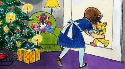 Különleges karácsony - Diafilm