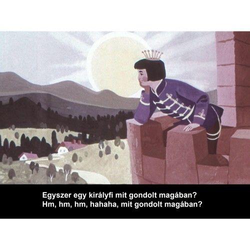 Lengyel Sándor - Egyszer egy királyfi - Diafilm
