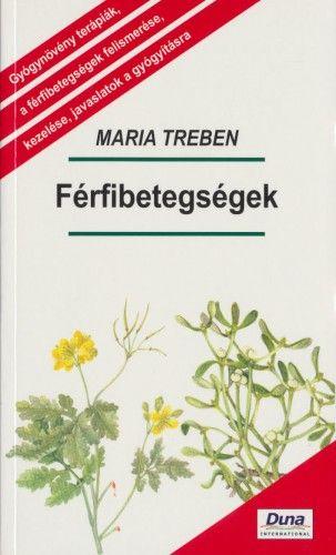 Maria Treben - Férfibetegségek