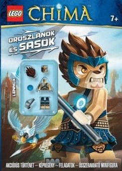 Oroszlánok és sasok - LEGO® Legends of Chima™ minifigurás foglalkoztató