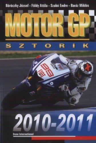 Baráz Miklós - Motor GP sztorik 2010-2011