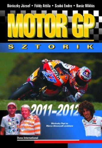 Baráz Miklós - Motor GP sztorik 2011-2012