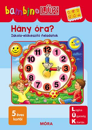 Hány óra? - bambinoLÜK