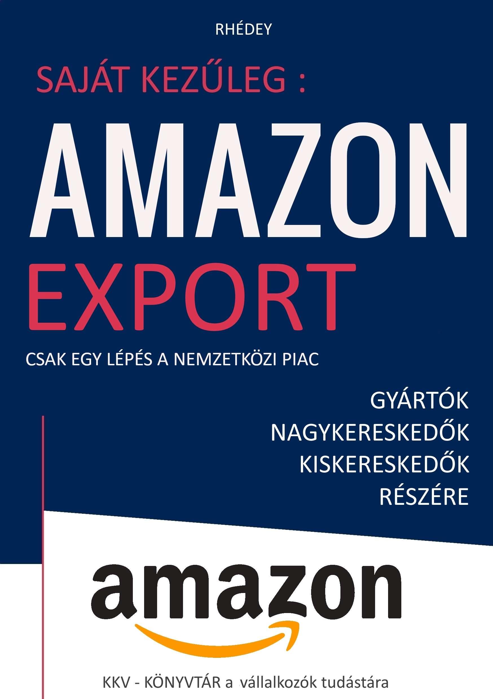 Rhédey S. István - Saját kezűleg: Amazon export