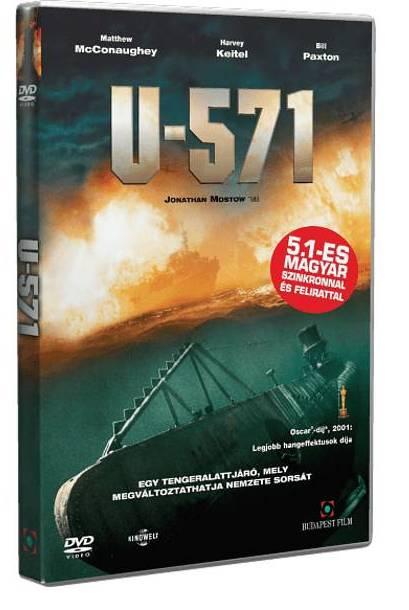 U-571 - DVD
