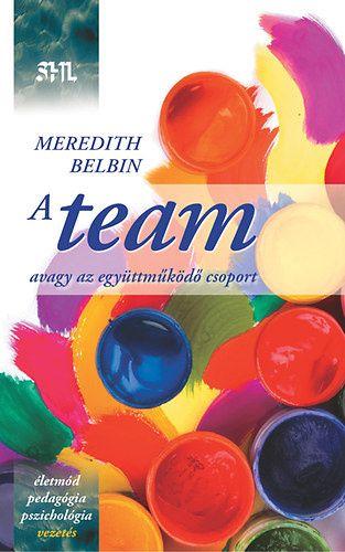 Meredith Belbin - A team - Avagy az együttműködő csoport
