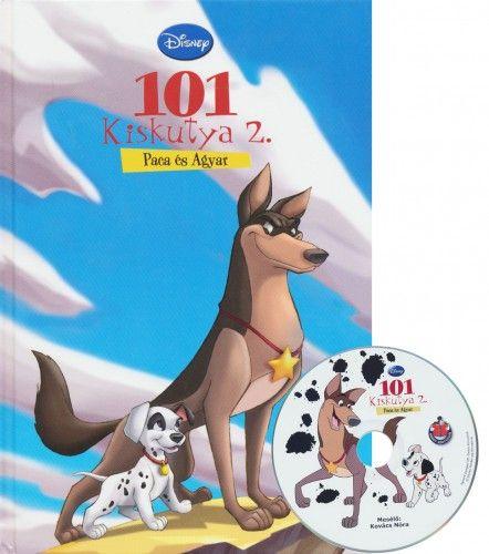 101 kiskutya 2 - Paca és Agyar + mese CD