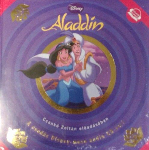 Aladdin - Csodás Disney mese audió CD-vel