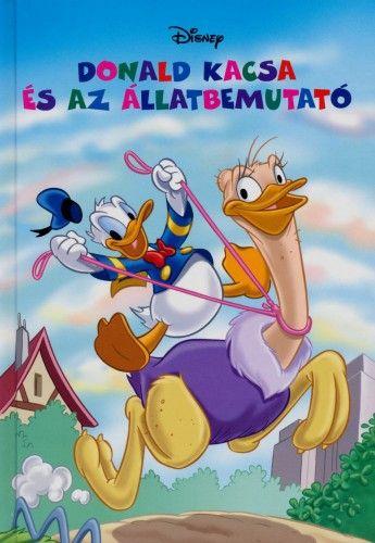Donald kacsa és az állatbemutató