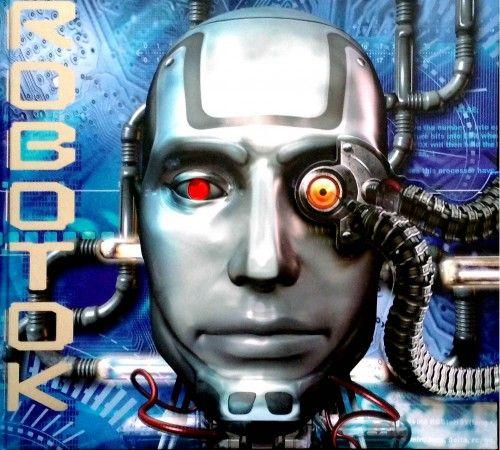 Clive Gifford - Robotok