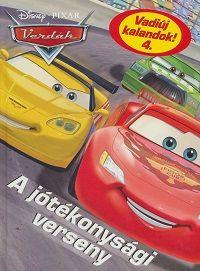 Luca Anna - Verdák - A jótékonysági verseny - Disney Pixar Verdák