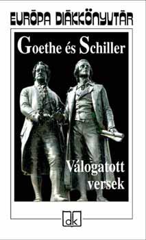Friedrich Schiller - Válogatott versek - Goethe és Schiller