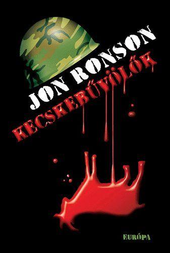 Jon Ronson - Kecskebűvölők