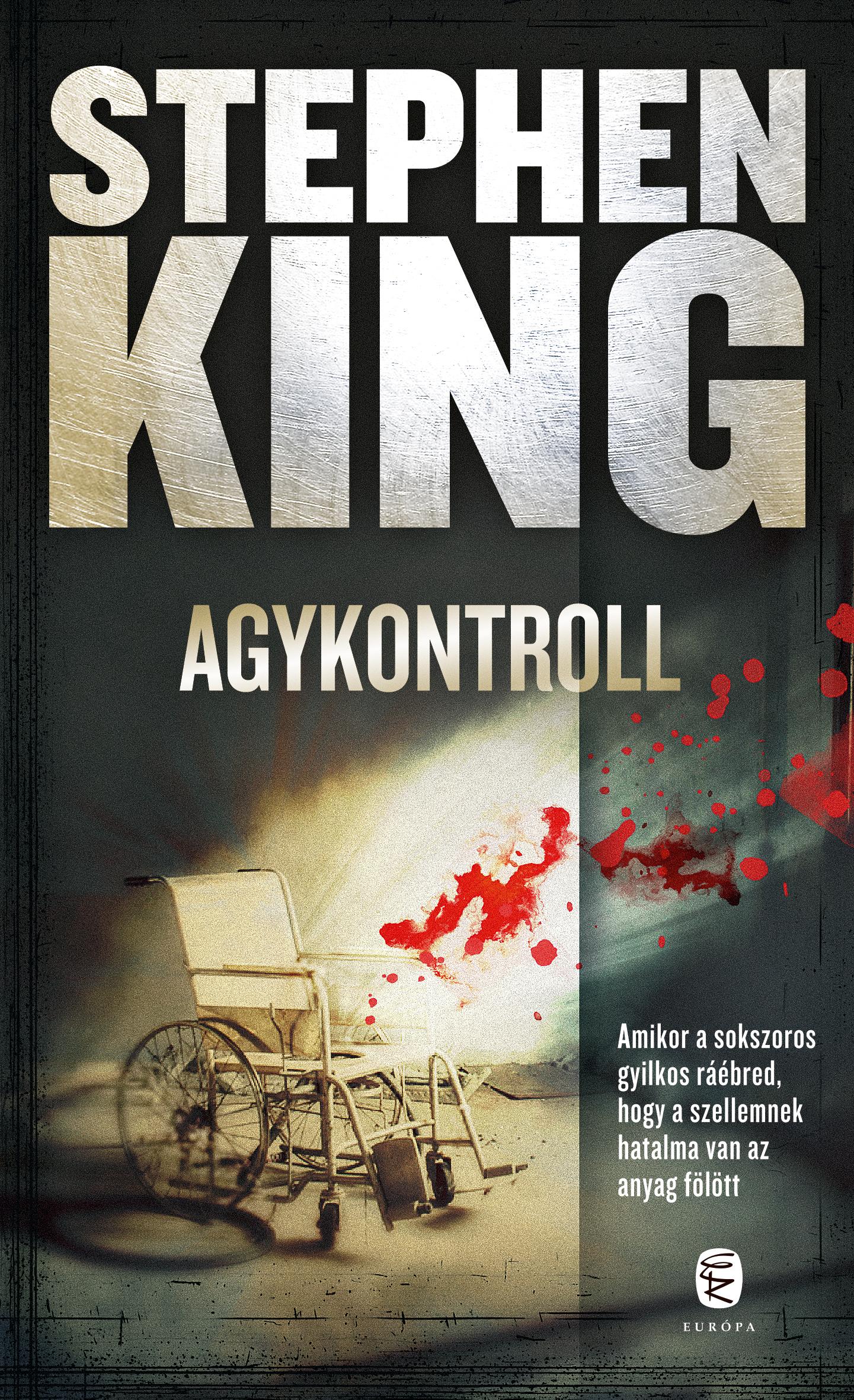 Stephen King - Agykontroll