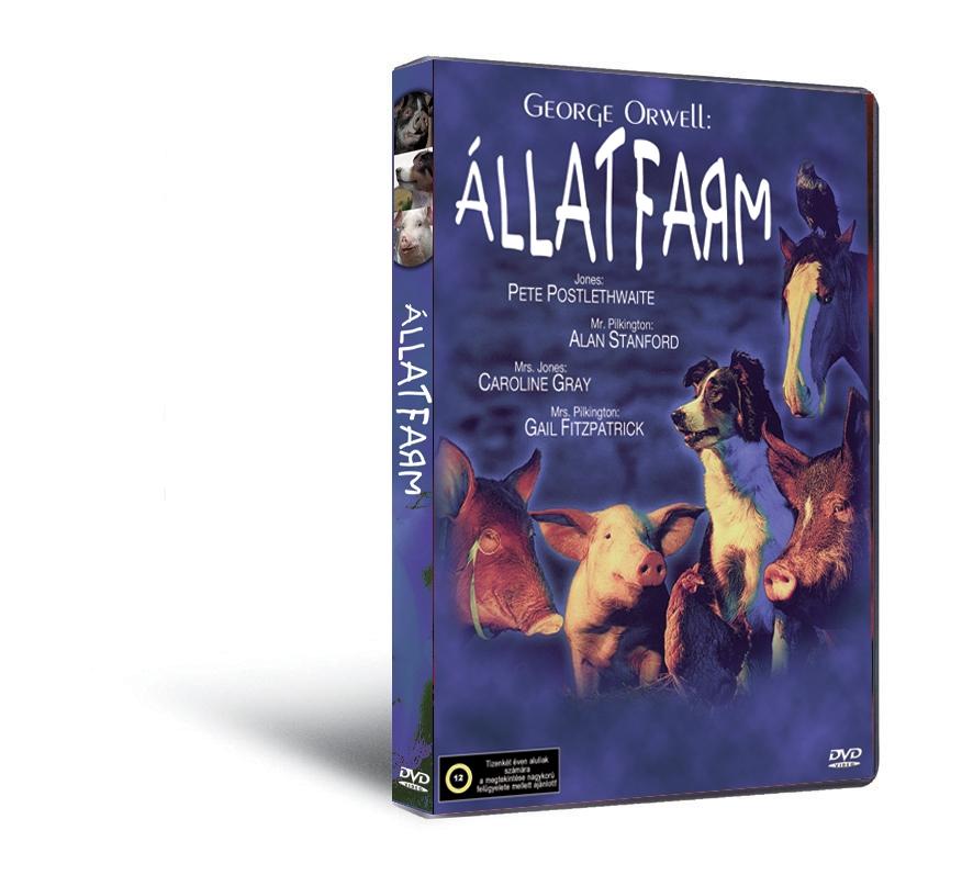 Állatfarm - DVD