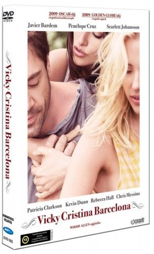 Vicki Cristina Barcelona - DVD