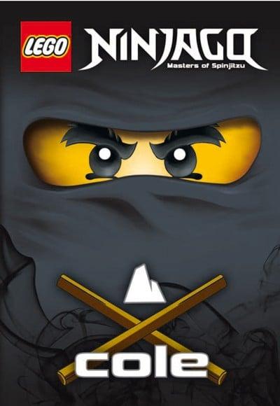 Greg Farshtey - Lego 4. - Cole - Ninjago Masters of Spinjitzu