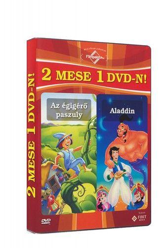 Az égigérő paszuly - Aladdin - DVD