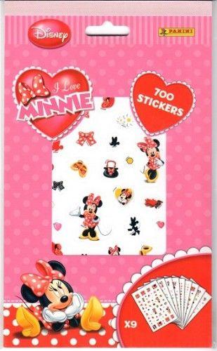 Matrica - I love Minnie / 700 darabos