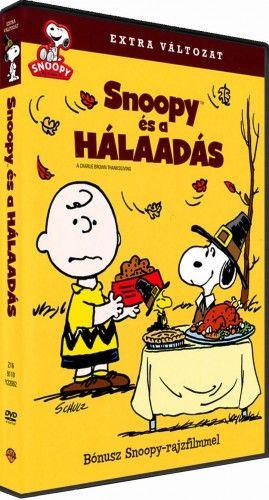 Snoopy és a hálaadás - DVD