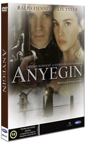 Anyegin - DVD