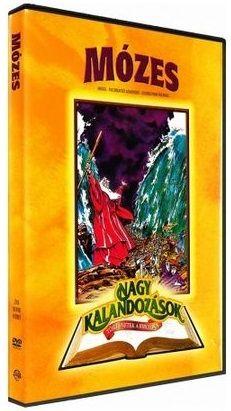 Nagy kalandozások - Történetek a Bibliából: Mózes - DVD