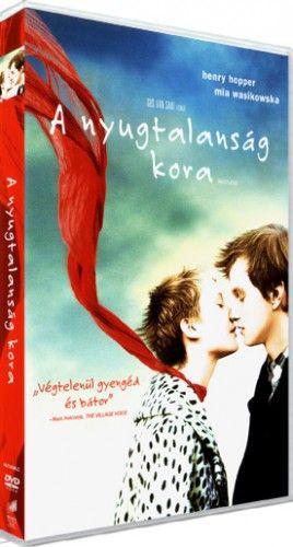 GusVan Sant - A nyugtalanság kora-DVD