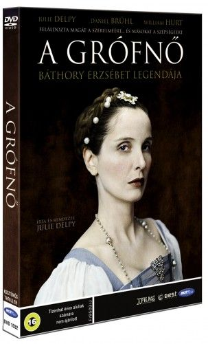 Julie Delpy - A grófnő- DVD
