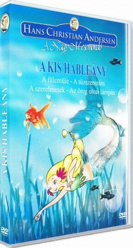 Jorgen Lerdam - A kis hableány - DVD