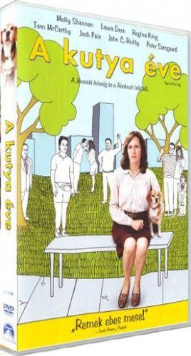 MikeWhite - A kutya éve-DVD