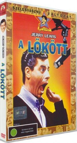 JerryLewis - A lökött-DVD